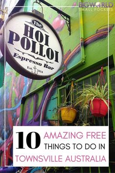 10 Amazing FREE Things to Do in Townsville : 10 Amazing and Free things to do in Northern Queensland City of Townsville, Australia {Big World Small Pockets} Australia Tourism, Coast Australia, Visit Australia, Queensland Australia, South Australia, Australia Trip, Working Holiday Visa, Working Holidays, School Holidays