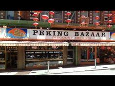 Pagoda Peking Restaurant Marlborough London - YouTube