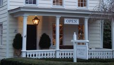 Privet House in Greenwich, CT - can't wait to see what their shop at Target is going to be like!