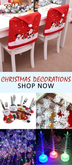 discount for home decorations # Christmas # decoration – Christmas Ideas Christmas Ornaments Sale, Diy Christmas Decorations, Holiday Crafts, Decoration Crafts, Party Crafts, Christmas Chair, Christmas Sewing, Christmas Projects, Christmas Home