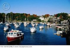 Perkins Cove - 2nd Fav Place in Maine. Tranquil & best lobster!