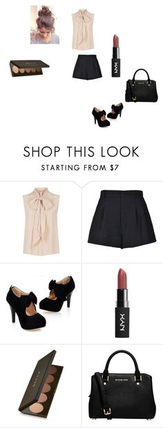 """Untitle #4"" by fashion4life1324 on Polyvore featuring MaxMara, RED Valentino and MICHAEL Michael Kors"