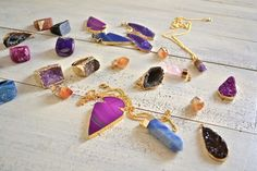 Crystal Jewelry Mix