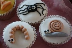 Image detail for -Kathy Brown's Garden: Creepy Crawly Insect Cakes