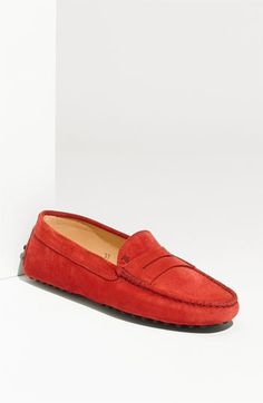Tod's 'Gommini' Driving Moccasin available at Nordstrom ...LOVE Tod's!! These are the best driving mocs you can buy