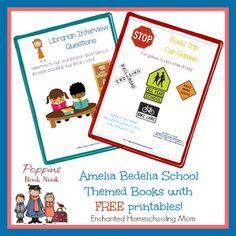 Amelia Bedelia School Storybook Fun