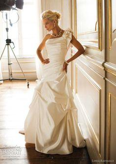 Fashionable Linea Raffaelli Wedding Dresses | Weddingomania