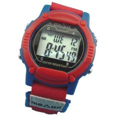 6 Alarm Vibrating Watch for Children Perfect Gift for anyone who is Independent Living Aids, Sporty Watch, Diabetes In Children, Adaptive Equipment, Pediatrics, Cool Watches, Kids Girls, Cool Kids, Rouge
