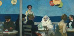 150125 Whitney Museum publica cuadros de Edward Hopper. #viendoarquitecturas #EdwardHopper #WitneyMuseum
