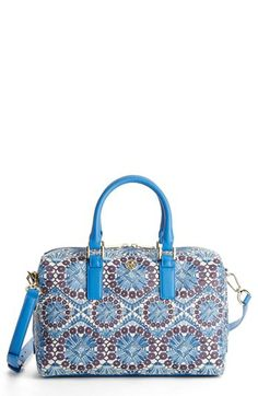 Tory Burch 'Robinson - Middy' Satchel available at #Nordstrom