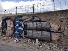Belén, Cisjordania #Mural #paredesquehablan