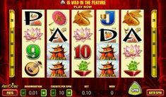 Nudging it's way into a microgaming casino near you is this online slot machine with cute oriental animals at its heart; it's referred to as wacky panda and