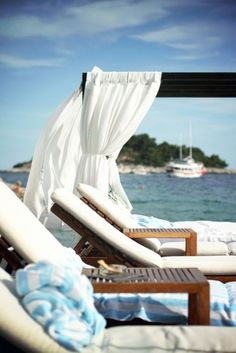 Relax and enjoy the ocean breeze
