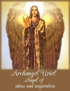 Angel Hierarchy, Archangel Uriel, Doreen Virtue, Diy Home Crafts, Movie Posters, Style, Angeles, Winter, Quotes