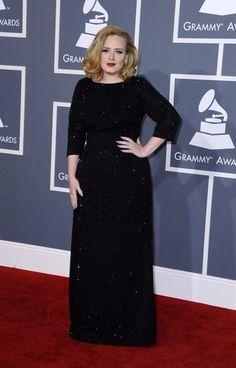 Adele is gorgeous!!