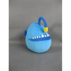 1000 images about stuffed animals for lemons on for Angler fish toy
