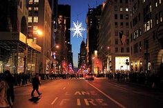 5th Avenue and 57th Street NYC