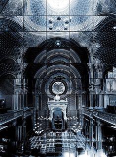 Spanische Synagogue, 2017 Ola Kolehmainen