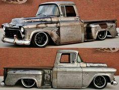 1956 Chevy.Classic Truck Art&Design @classic_car_art #ClassicCarArtDesign