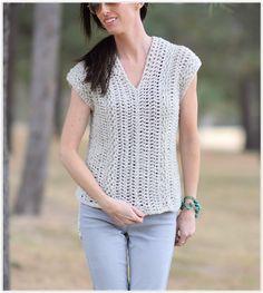 Crochet Patterns Galore - Topcho