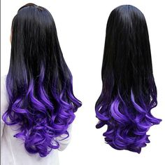 Big Wave Long Curly Heat Resistant Wig (4 Colors)