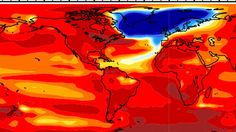 Climate change may cause AMOC to collapse in the next 300 years. The Atlantic Ocean Meridional Overturning Circulation is largely responsible for the relatively moderate climate in the United Kingdom and other parts of Europe. Should the AMOC collapse altogether, climate would be influenced across Europe and even in parts of Eastern Canada, including more severe winters and stronger storms.