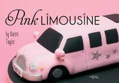No sweet 16th birthday would be complete without a pink limousine! This design can be easily adapted for other celebrations such as a girly birthday or hen party.