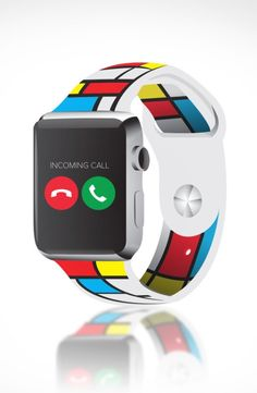 Collaborating with artists could help bring more customization to the Apple Watch wrist band. #FLVS #tech