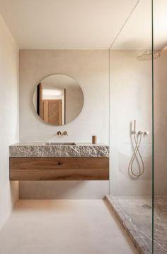 Bathroom decor, Bathroom decoration, Bathroom DIY and Crafts, Bathroom interior decorating Modern Bathrooms Interior, Bathroom Interior Design, Interior Modern, Bathroom Designs, Interior Ideas, Bathroom Trends, Interior Livingroom, Interior Lighting, Interior Goods
