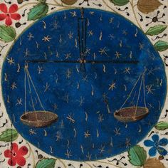 Libra Book of Hours. Heures de Nôtre Dame (use of Troyes and Sens) : manuscript, [ca. 1470]