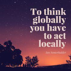 Ian Somerhalder Quote