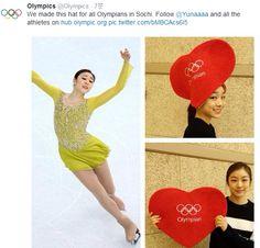 #YunaKim #김연아 #올챔퀸연아 #Sochi2014