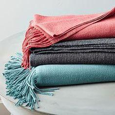 Warmest Throw - Yarn Dyed