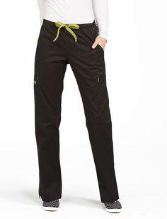 Grey's Anatomy Active 4 Pocket Yoga Scrub Pant
