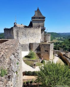 La Dordogne, Beaux Villages, World Cities, City Landscape, French Countryside, France, Monuments, Small Towns, Beautiful Landscapes
