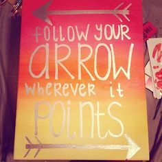 Love this Pi Phi craft based off this quote: http://www.pinterest.com/pin/237424211578574243/