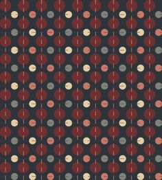 "Grafica di Valentina Riccardi: ""Bottons"" #pattern #thecolorsoup #colors #textile #design #style #texture #abstract"
