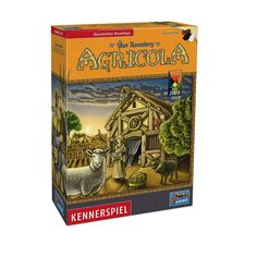 Lookout Games 22160028 - Agricola, Kennerspiel von Uwe Rosenberg: Amazon.de: Spielzeug Action Cards, Man Games, Game Item, Previous Year, Family Games, The Expanse, Board Games, Barn, Farmer
