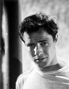 Marlon Brando as Stanley Kowalski- A Streetcar Named Desire