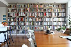 boekenkast -  Hung en Joseph Magliaro, Portland | Freunde von Freunden