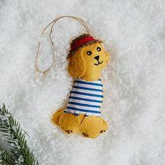 ASPCA® Animal Ornament - Cookie #westelm