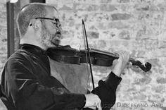 5 maggio 2013: Arcangelo Corelli. Le sonate per violino / parte II –– Francesco Cerrato, violino solista (Photo by Enzo Demaria) Music Instruments, Violin, Musical Instruments