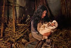 He is the Gift, christmas.mormon.org #ShareTheGift The first gift of Christmas was wrapped  https://www.lds.org/scriptures/nt/luke/2.12?lang=eng&country=mx#11