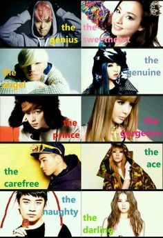 "kpop meme ""YG Babe~!"" I really love this!"