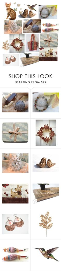 """""""Fantastic Gifts"""" by anna-recycle ❤ liked on Polyvore featuring modern, rustic and vintage"""