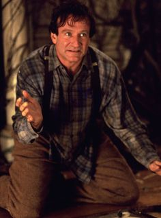 Jumanji Sequel Will Honor To Robin Williams In The Sweetest Way http://r29.co/2sPQd61
