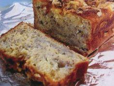Resep dan Cara Membuat Cake Pisang Keju