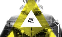Opening Nike Store Df Arts by Arturo Guitron, via Behance