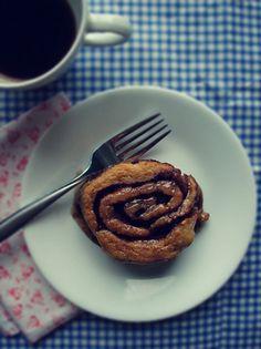 rustic cinnamon roll
