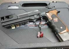 TM Barry Burton Model Ver. II Resident Evil Franchise, Resident Evil Game, Weapons Guns, Guns And Ammo, Armas Airsoft, Firearms, Shotguns, Hand Cannon, Assault Weapon